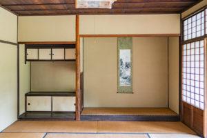 鴻池新田会所の和室